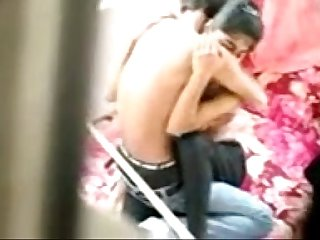 www.indiangirls.tk Desi couple romance hidden cam scandal