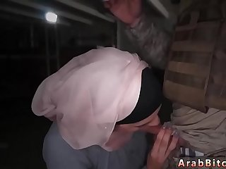 Arab throat fuck He delivered us an incredible local working dame who